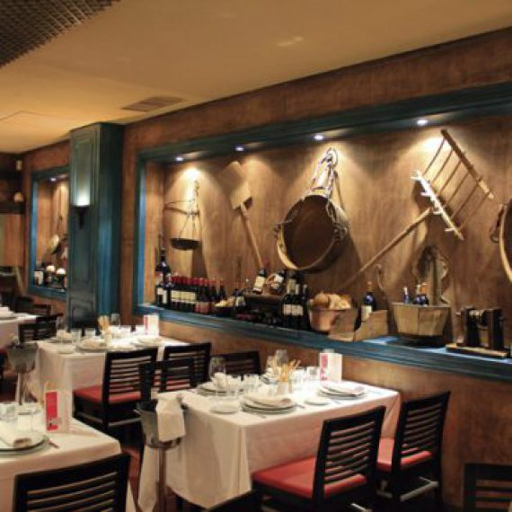 Restaurante La Leñera (Grupo Oter)