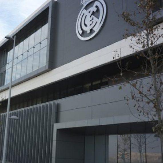 Residencias Ciudad Deportiva Real Madrid
