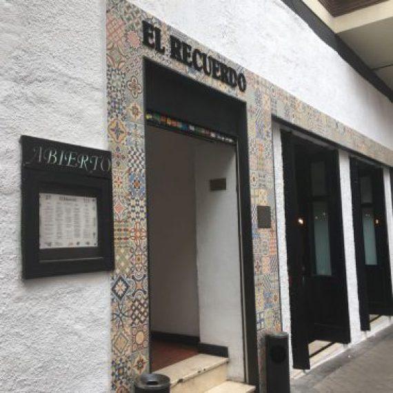 Restaurante El Recuerdo (Grupo La Misión)