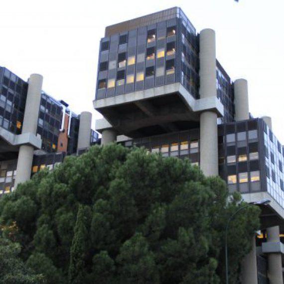 Edificio Los Cubos