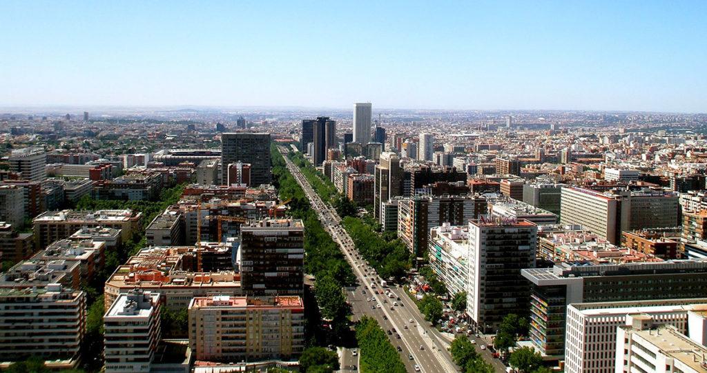 Regeneración urbanística