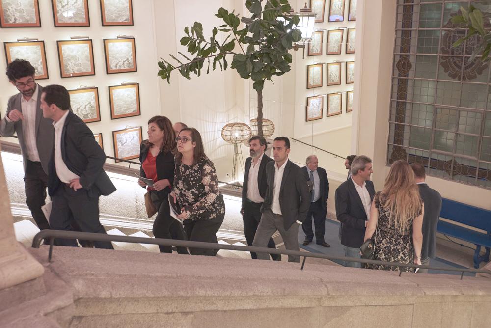 Visita Clientes Hotel Pestana