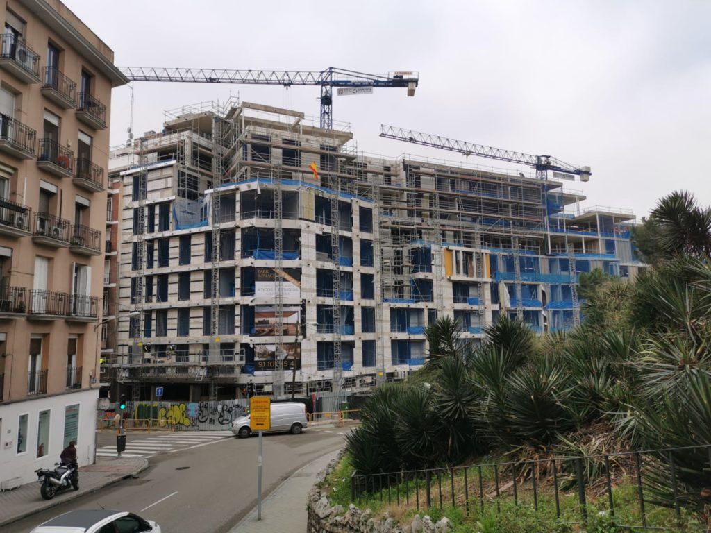 Edificio Irún1