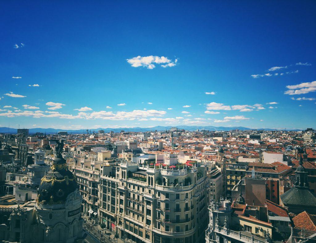 Urbanismo Madrid