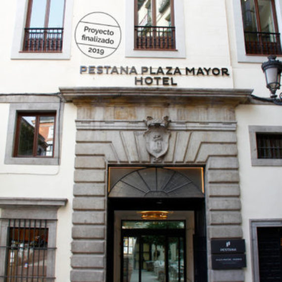 Hotel Pestana Plaza Mayor