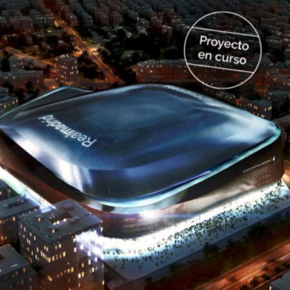 Nuevo Estadio Santiago Bernabeú